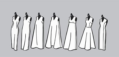Figurenanalyse - Den passenden Kleidungsstil finden